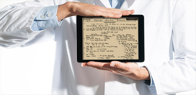 doctors notes
